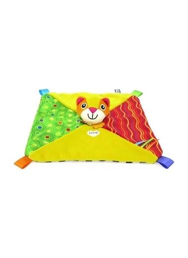Lamaze Lamaze Uyku Arkadaşım Sevimli Kedicik Renkli
